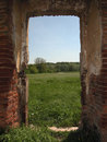 Free Ancient Door, Let The Sunshine In Royalty Free Stock Photo - 726045