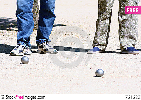 Free Play Of Balls. Stock Photos - 721223