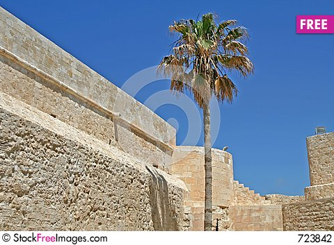 Free Fortress Stock Photography - 723842
