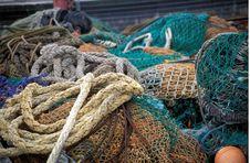 Free Fishing Nets Stock Photo - 720040