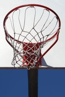 Free Basketball Net Stock Images - 720074