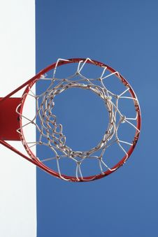 Free Basketball Abstract Royalty Free Stock Images - 720079