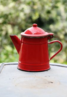 Free Kettle Stock Photo - 720800