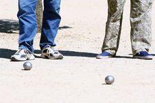 Free Play Of Balls. Stock Photos - 721223