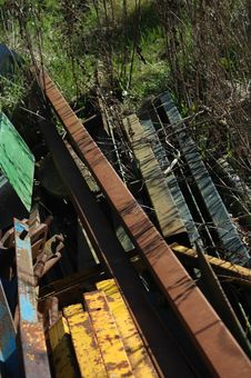 Free Metal Trash 2 Stock Photos - 722243