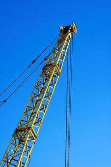Free Crane Stock Image - 722381