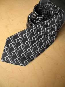 Tie Gift 2 Stock Photography