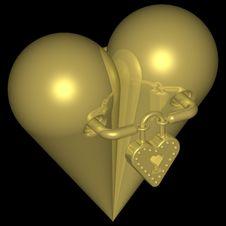 Free Heart-001 Royalty Free Stock Photo - 722945