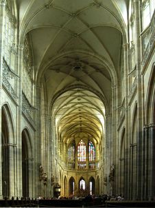 Free Cathedral Royalty Free Stock Photography - 723997