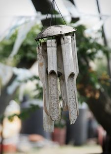 Free Wind Chimes Stock Photo - 724110