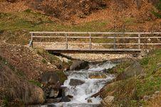 Free Bridge In Wild Stock Photos - 724383