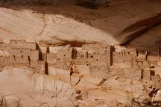 Betatakin Ruin, Navajo National Monument Royalty Free Stock Image