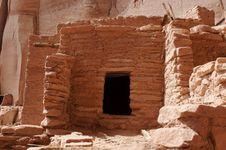 Dwelling, Betatakin Ruin, Navajo National Monument, Arizona Stock Images