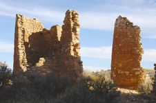 Free Hovenweep Castle Ruin Royalty Free Stock Photos - 725778
