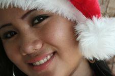Free Santa Smile Stock Image - 726531