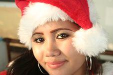 Free Santa Smile Stock Image - 726681