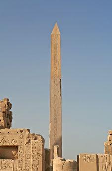 Free Obelisk Royalty Free Stock Photography - 726777