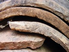 Free Old Roof-Tiles Stock Photo - 726970