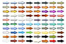 Free Illustration Arrows 06 Stock Image - 727531