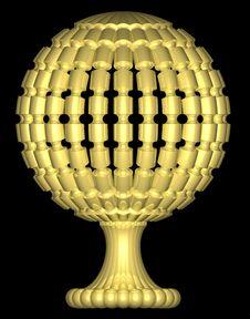 The Globe Royalty Free Stock Photography