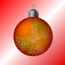 Free Christmas Ball Royalty Free Stock Photo - 7217975