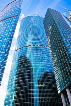 Free Reflections On Skyscrapers Stock Photography - 7234952