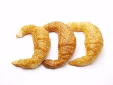 Free Croissant Stock Images - 7253444