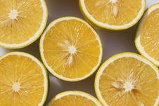 Free Orange Halves Stock Images - 7280424