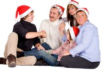 Free We Wish You A Merry Christmas Stock Photography - 7295552
