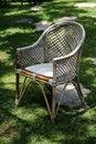 Free Garden Chair Royalty Free Stock Photos - 733478