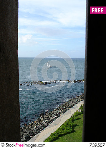 Free Sentinel S View, Puerto Rico, Caribbean Royalty Free Stock Photography - 739507
