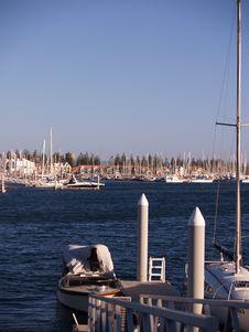 Free Boat Dock Stock Photography - 730962