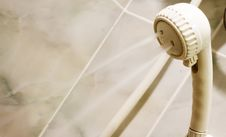 Free Showerhead Royalty Free Stock Photos - 731568
