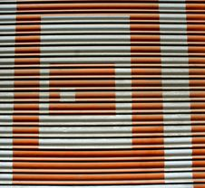 Free Shutter Pattern Royalty Free Stock Photo - 731725