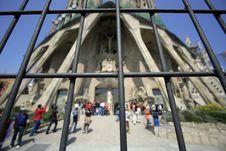 Free Sagrada Familia Royalty Free Stock Images - 731809