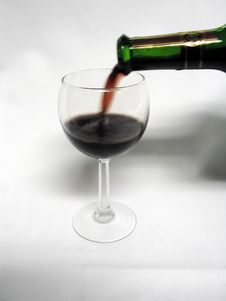 Free Wine Service Stock Images - 732824