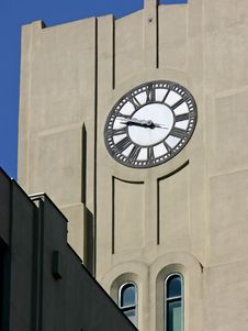 Free Art Deco Tower Stock Photo - 732860