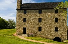 Free Old Stone Mill Stock Images - 732864