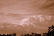 Free Sepia Formation Stock Images - 732924