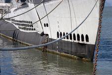 Free Moored Submarine Stock Photos - 733453