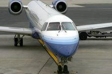 Free Jet Plane Royalty Free Stock Image - 733516