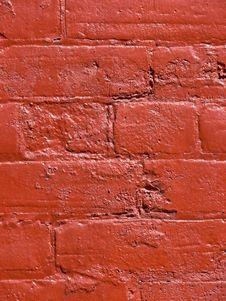 Free Colorful City - Red Bricks Royalty Free Stock Photos - 734248