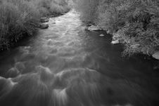 Free Smooth River Stock Photo - 734530