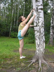 Free Fitness Woman Stock Photos - 736163