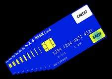 Free Bank Card7 Royalty Free Stock Images - 737499