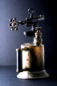 Free Blowtorch Stock Image - 739581