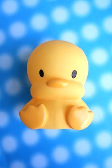 Free Bathroom Duck Stock Photo - 739720