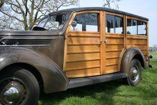 Free Wooden Car Doors Stock Images - 739734