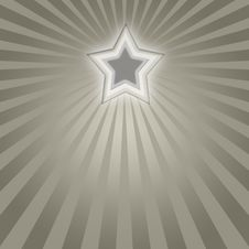 Free Christmas Star Background Royalty Free Stock Images - 7319439