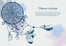 Free Dreamcatcher Royalty Free Stock Image - 73177086